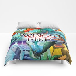 Wings of fire all dragon Comforters