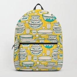 Florence's Retro Vintage Kitchen Backpack