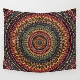 Mandala 488 Wall Tapestry