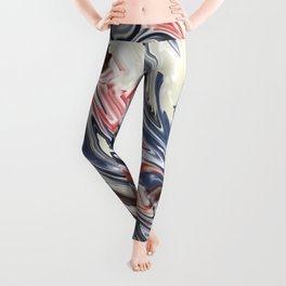 Abstract 189 Leggings