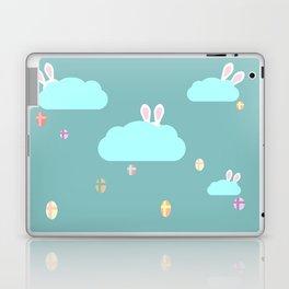 Easter town Laptop & iPad Skin