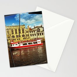 River Ouse Cruise Stationery Cards
