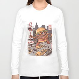 Burgerzilla Long Sleeve T-shirt