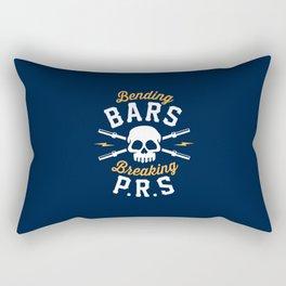 Bending Bars Breaking PRs Rectangular Pillow