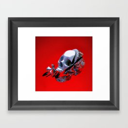 reorientation Framed Art Print