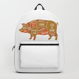 Barbecue Pig Backpack
