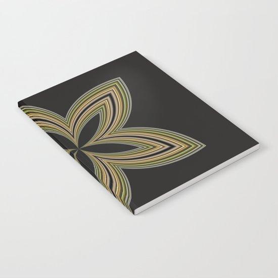 Fractal Star Aura in CMR 01 Notebook