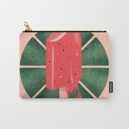 Melon Pop Lipsicle Carry-All Pouch