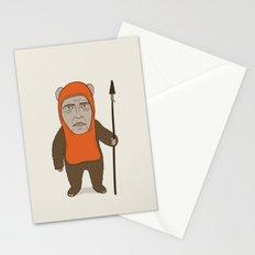 Ewoken Stationery Cards