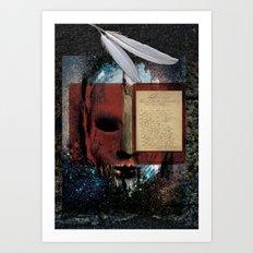 H.E.R. II Art Print