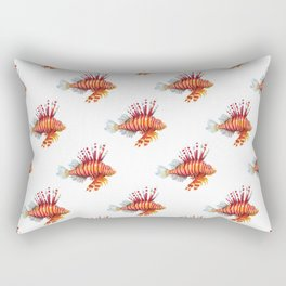 Firefish - lion fish Rectangular Pillow