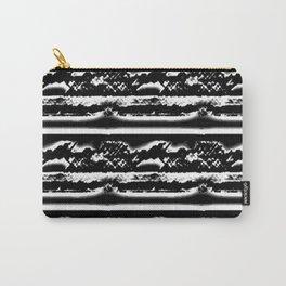 Black Landscape Beauty Carry-All Pouch