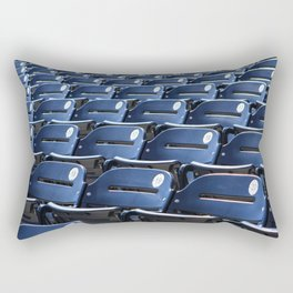 Play Ball! - Stadium Seats - For Bar or Bedroom Rectangular Pillow