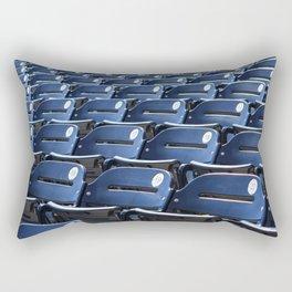Play Ball! - Stadium Seats - For Bar or Bedroom Rectangular Pillow