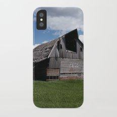 Abandoned Barn #7 Slim Case iPhone X