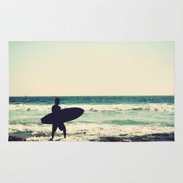 Vintage Surfer Rug