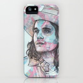 John Mayer - I Will Be Found iPhone Case