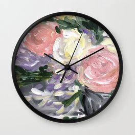 Find Color Wall Clock