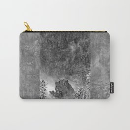 Rocks in the falls Carry-All Pouch