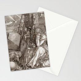 "Albrecht Dürer ""Melancholia I"" Stationery Cards"