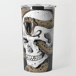 The Dark Mark of You-Know-Who Travel Mug