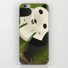 pppanda! iPhone & iPod Skin