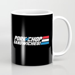 Pork Chop Sandwiches! Coffee Mug