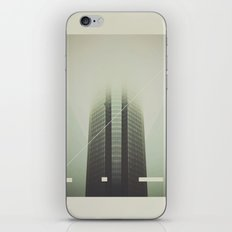 Devon Tower Divided By Fog iPhone & iPod Skin