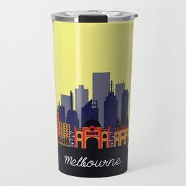 Lovely Melbourne Travel Mug