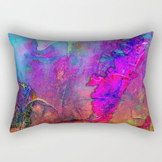 Abstract Texture 02 Rectangular Pillow