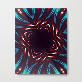 Psychedelic Festival 005 Metal Print