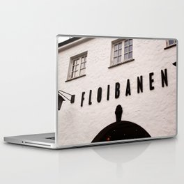 Fløibanen I Laptop & iPad Skin