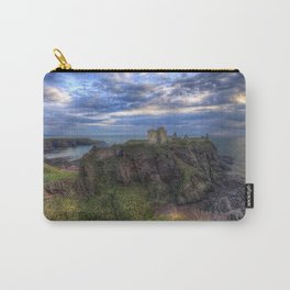 World Famous Dunnottar Castle Stonehaven Scotland Europe Ultra HD Carry-All Pouch