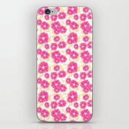 12 Sketched Mini Flowers iPhone Skin