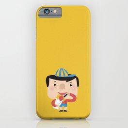 Ice Cream Please (Yellow Tales Series) iPhone Case