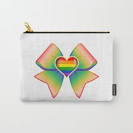 Pride Guardian: Rainbow Pride Carry-All Pouch
