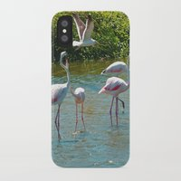 lovers iPhone & iPod Cases featuring Lovers by CrismanArt
