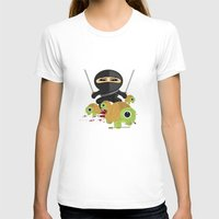 ninja turtles T-shirts featuring Ninja Turtles by Adamzworld