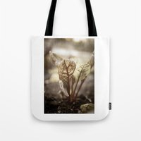 plant Tote Bags featuring PLANT by zulema revilla