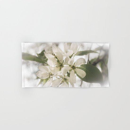 Apple blossoms Hand & Bath Towel
