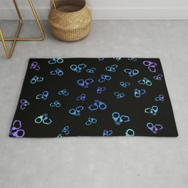 Feel Safe at Night Rug
