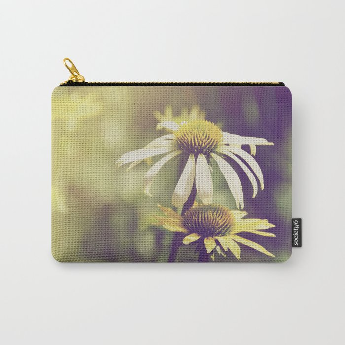 Sunshine flowers Carry-All Pouch