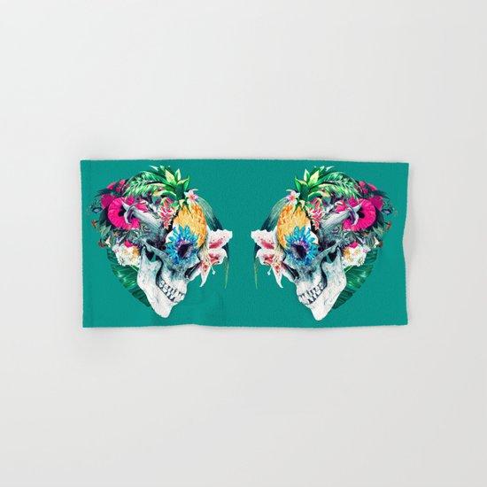 Skull ST Hand & Bath Towel