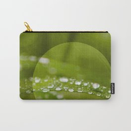 drops in circle Carry-All Pouch