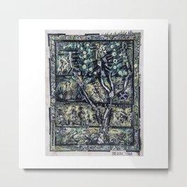 Nature through time Metal Print