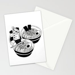 The Japanese Treat Stationery Cards