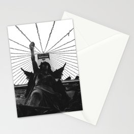 Monument Circle Stationery Cards