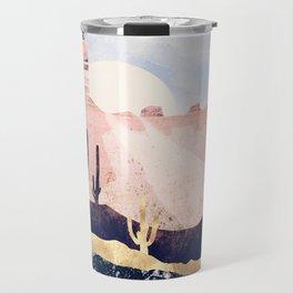 Autumn Desert Travel Mug