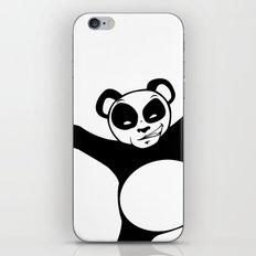 Panda Love Hug iPhone & iPod Skin
