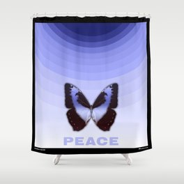 Fruit of the Spirit, Peace Shower Curtain
